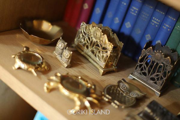 真鍮雑貨小物